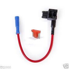 Micro Blade Mini ATM FUSE PLUG Add a circuit Fuse Block Extension + 10A Fuse