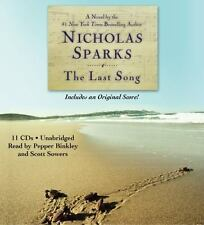 The Last Song by Nicholas Sparks (2009, Audio, Other, Unabridged)