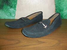 Aldo Men's Zurlo Slip-On Black Suede Slip on Loafer Mens size 13 M