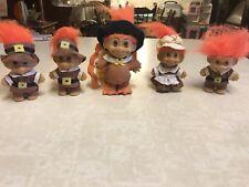Troll Pilgrim Dolls