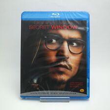 Secret Window .Blu-ray