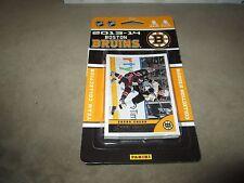 2013/14 Score Boston Bruins Factory Sealed Team Set Krug Rask Chara+++
