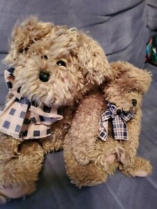 BOYDS BEARS FLUFFY SHAGGY
