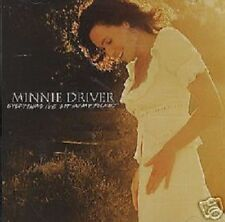 Minnie Driver Everything I've got in My PROMO Radio DJ CD Single MINT USA
