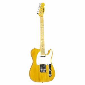 Rockson TL Electric Guitar Blonde