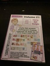 CRAFTSUPRINT VOLUME 21 CLICK, PRINT & CRAFT