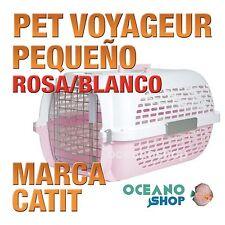 CATITPETVOYAGEURPEQUEÑO ROSA/BLANCO