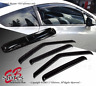 Vent Shade Out-Channel Window Visor Sunroof Type 2 5pc Cadillac SRX 04 05 06-09
