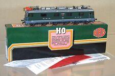 HAG 205 DIGITAL AC SBB CFF GREEN CLASS Re 6/6 E-LOK LOCO GERRA GAMBAROGNO nc