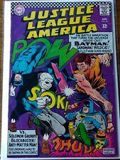 Justice League of America #46. JLA - 1st Silver Age App. Sandman DC Comics. VF-