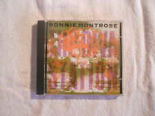 "Ronnie Montrose ""The Diva Station"" 1990 cd Enigma Rec. Printed in Canada Cut Out"
