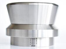 Level Tamper Stainless - Ø 58mm Durchmesser Joe Frex Barista Tool