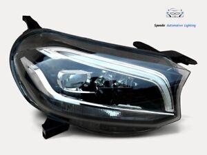 KOMPLETT SCHEINWERFER MERCEDES X KLASSE W470 A470 VOLL LED RECHTS TOP !!
