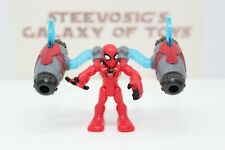 Playskool Heroes Marvel Super Hero Adventures Power Up Scarlet Spiderman