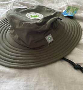 Insect Shield Olive Brim Hat (One.Size Fits Most) LA-1003-OS-OLV
