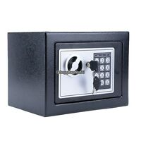 DIGITAL ELECTRONIC SAFE SECURITY BOX WALL JEWELRY GUN CASH Keypad Lock HOME