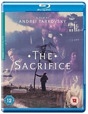 THE SACRIFICE (Il Sacrificio) di Andrei Tarkovsky BLURAY in Svedese NEW .cp