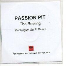 (AP711) Passion Pit, The Reeling - DJ CD