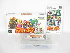 Super MARIO RPG Super Famicom Nintendo SFC Japan Boxed Video Game sf