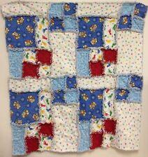 Baby Boy Rag Patchwork Quilt Pattern