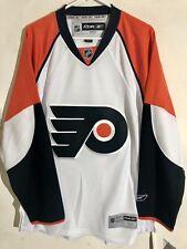 Reebok Premier NHL Jersey Philadelphia Flyers Team White sz M