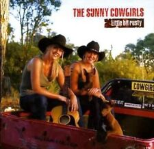 Little Bit Rusty 9399700141450 by Sunny Cowgirls CD