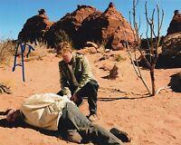 JESSE PLEMONS SIGNED 8X10 PHOTO AUTHENTIC AUTOGRAPH FARGO BREAKING BAD COA D