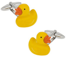 Rubber Ducky Cufflinks Direct from Cuff-Daddy