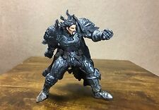 World of Warcraft WOW figure Human Warrior Archilon Shadowheart