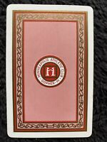 Rare Vtg 1958 Minneapolis Athletic Club Gopher M Bridge Playing Cards