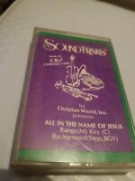 Soundtraks : All in the Name of Jesus [Cassette]