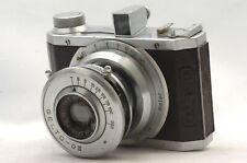 @ Ship in 24 Hrs @ Rare! @ New Gelto-D III 3x4 127 Film Camera Grimmel 50mm f3.5