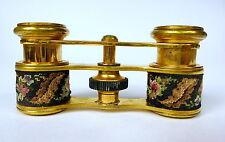 Jumelles de théatre Longue-vue avec l'aiguille um 1900