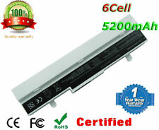 Laptop Batterie for ASUS Asus 1001PX-BLK3X PC-R105 Eee PC 1001HA 1001P 1001PQ