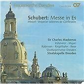 Schubert- Messe in Es: Mozart: Vesparae Solennes de Confessore (2009) Fac Sealed
