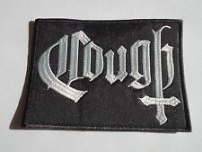 COUGH STONER METAL EMBROIDERED PATCH