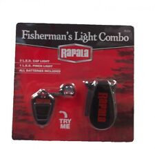Rapala Fisherman's Light Combo, FLC3,  New