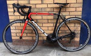 Argon 18 Carbon Road Bike Ultegra (Free Delivery)