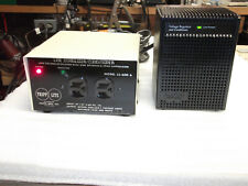 2 Tripp-Lite Line Condioner/Regulators 600 watt 5 amp Models Ls-600/Ls-600 b