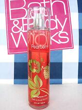 Bath and Body Works PEARBERRY Fragrance Mist Spray 8 fl oz Full Size