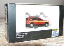 C10 Faller Car System 161544 VW Touareg (WIKING) Feuerwehr  mit Blinkelektronic