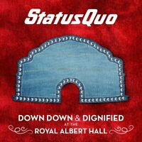 Status Quo -Down Down & Dignified at The Royal Albert Hall (CD Album) NEW SEALED