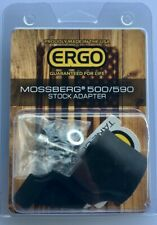 Ergo Grip Tactical Stock Adapter Fits Mossberg 500, 590, Black Finish 4454