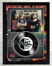 Pink Floyd David Gilmour  MUSIC  SIGNED FRAMED PHOTO LP Vinyl Perfect Gift #10