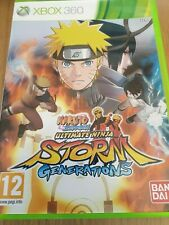 NARUTO ULTIMATE NINJA STORM GENERATIONS 360 GAME! WITHOUT MANUAL
