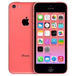 Refurbished New Apple iPhone 5C Factory Unlocked 8/16GB Smartphone Dual Core 8MP