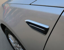 MG6 FRONT WING AIR VENT COVERS MG 6 NEW  - GENUINE TAX PAYING UK COMPANY