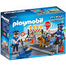 Playmobil 6924 Control de Policia con luces Police Control City Action