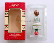 Enesco Bottoms Up Christmas Ornament 1989 First in Littlest Angel Series