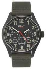 Limit | Mens Black | 5969.01 Watch